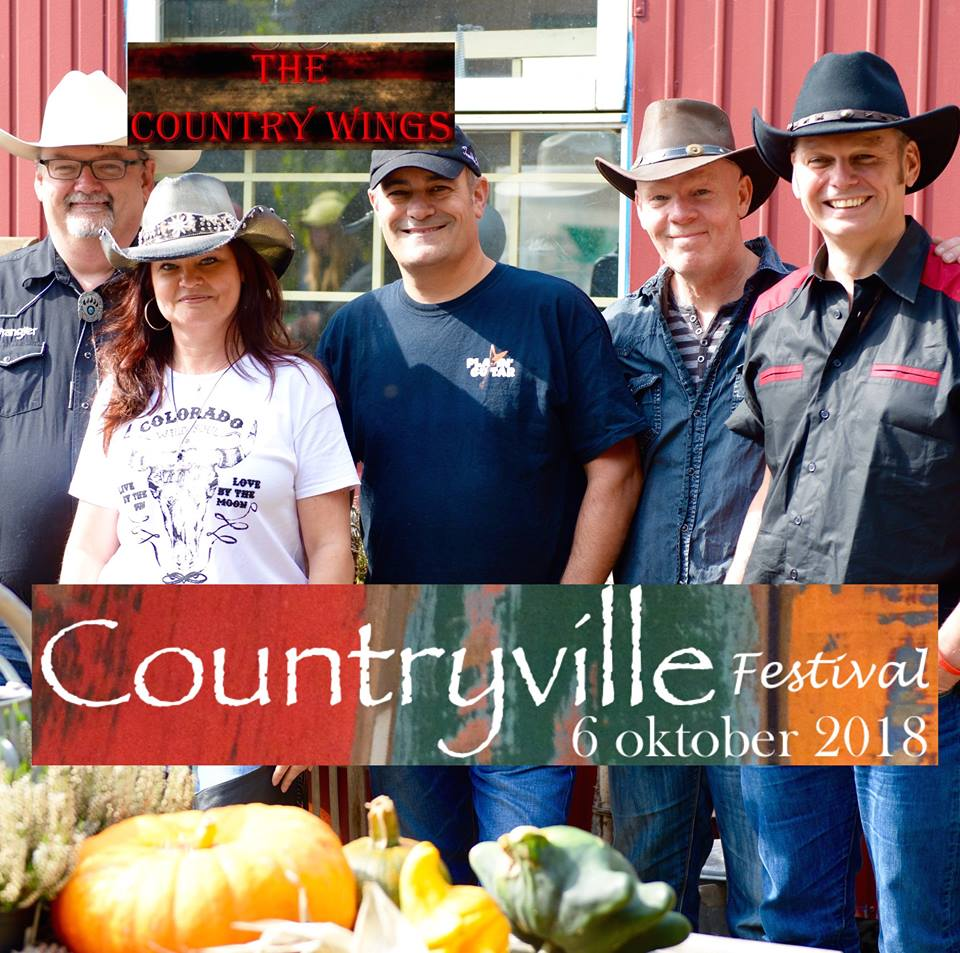 TCW & Guests in Theatershow Countryville Festival.